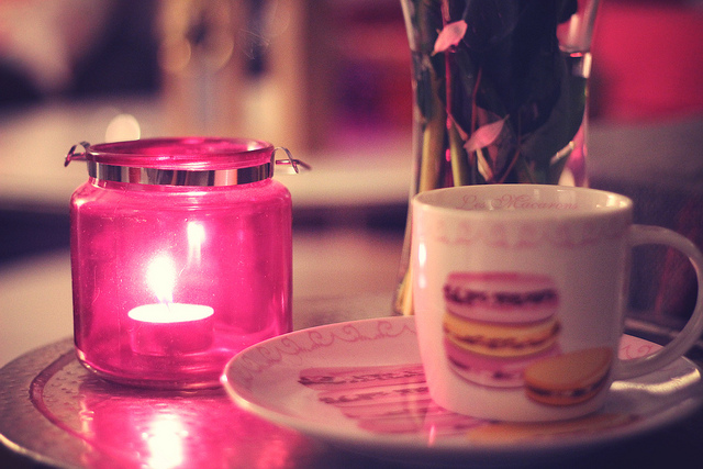 noël décoration bougies