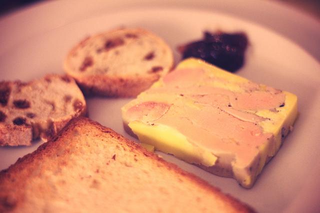 foie gras noël