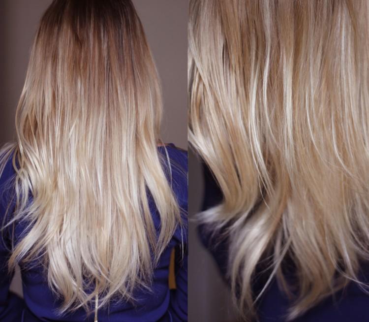 Professionnel les moyens pour le redressement des cheveu