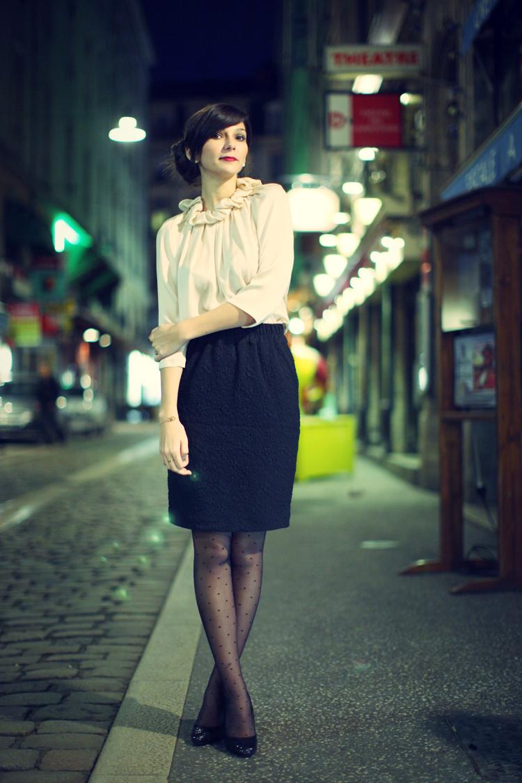 CELINE BONS BAISERS D AILLEURS Un joli conte #3 Le réveillon    Blog mode