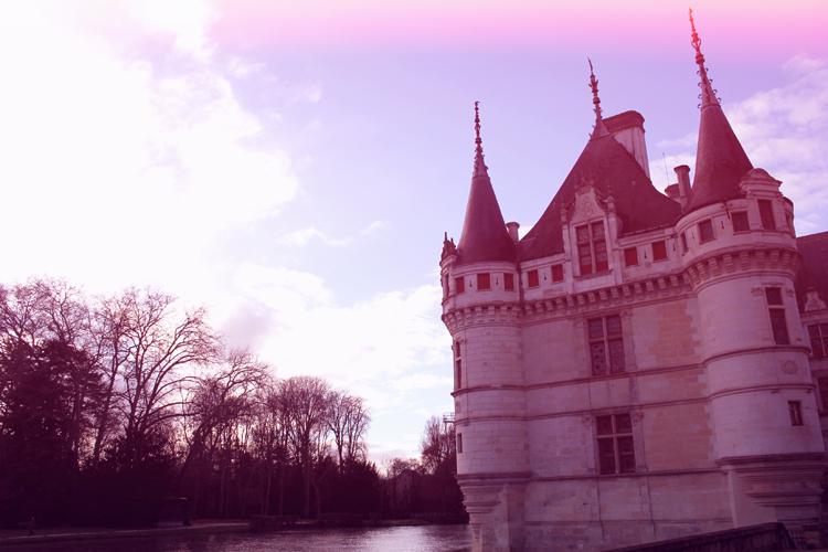 CHATEAU AZAY LE RIDEAU 1 Le Château dAzay le Rideau    Blog mode