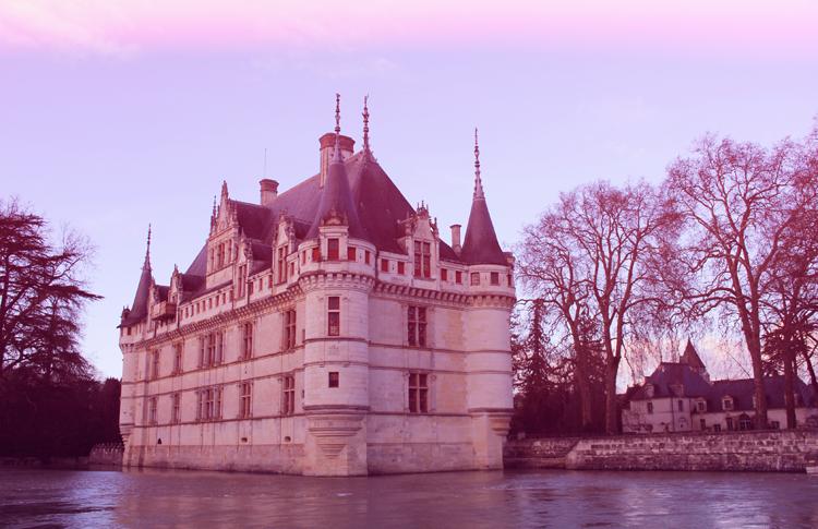 CHATEAU AZAY LE RIDEAU 2 Le Château dAzay le Rideau    Blog mode
