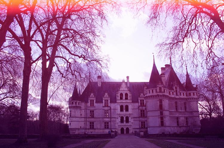 CHATEAU AZAY LE RIDEAU 3 Le Château dAzay le Rideau    Blog mode