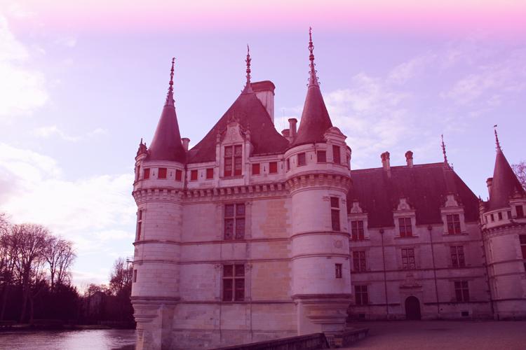 CHATEAU AZAY LE RIDEAU 4 Le Château dAzay le Rideau    Blog mode
