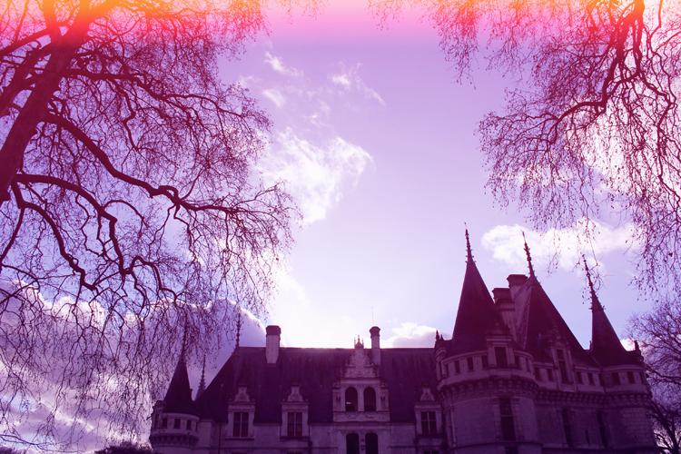 IMG 0346.jpg effected.CHATEAU AZAY LE RIDEAU 5 Le Château dAzay le Rideau    Blog mode