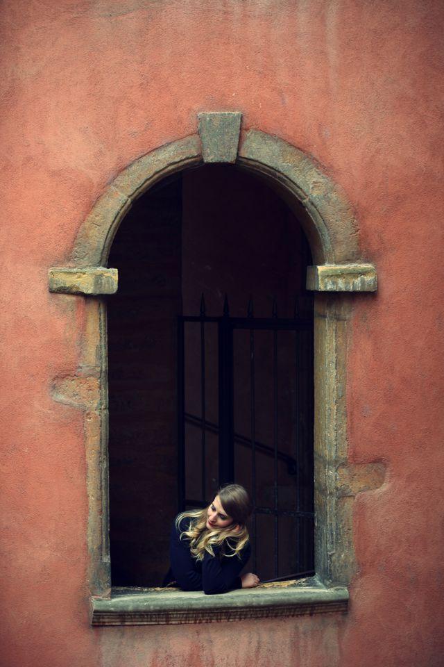 UNJOLICONTE ZOE Un joli conte #2   Promenade dans le Vieux Lyon    Blog mode