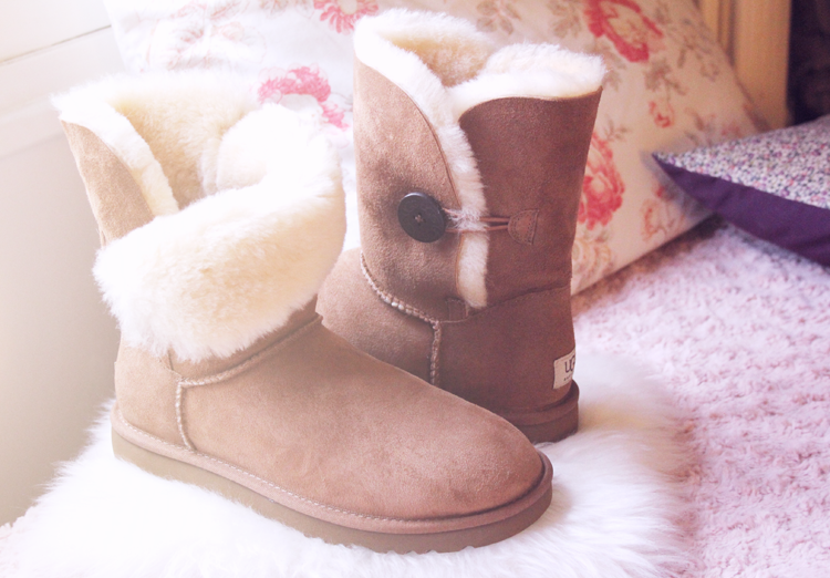 BAILEY BUTTON UGG 4 Ne jamais dire jamais...    Blog mode