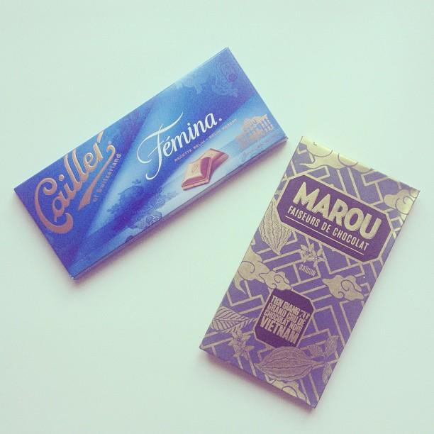 CHOCOLAT MAROU CAILLER FEMINA
