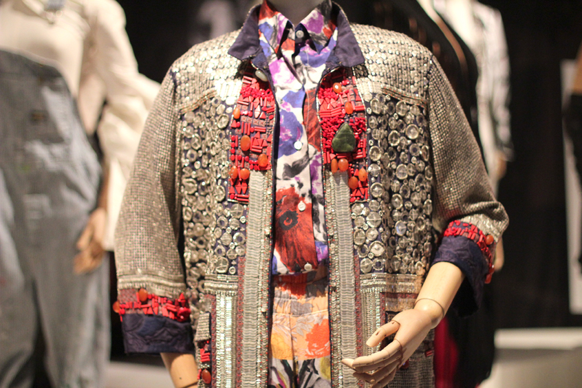 Fashion in Antwerp #1 - Zoé Bassetto - blog mode