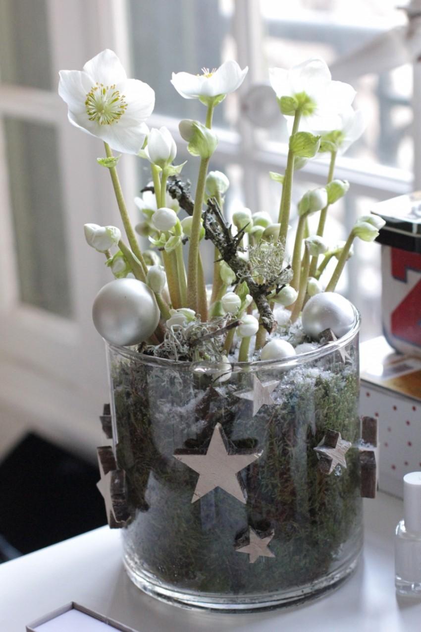 des fleurs pour les f tes concours zo bassetto blog mode beaut lifestyle lyon. Black Bedroom Furniture Sets. Home Design Ideas