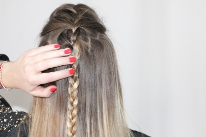 Tuto Coiffure  La Punky Ponytail - Zou00e9 Bassetto - Blog Mode - Beautu00e9 - Lifestyle - Lyon - Blog Mode