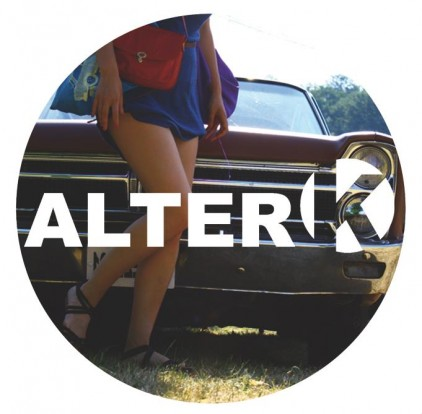 logo alter k seriously eric compilation label pop paris