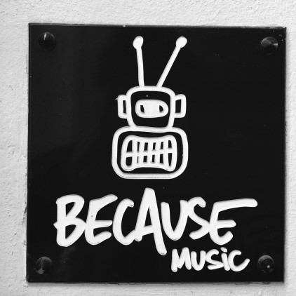 Because Music Logo