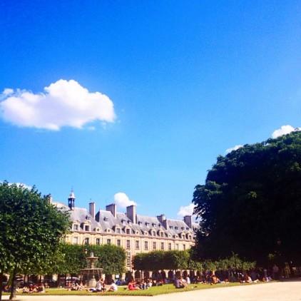 PARIS_PLACE_DES_VOSGES