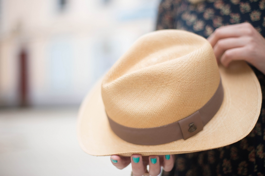 chapeau Ecua-andino