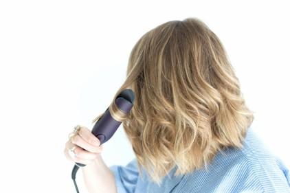 tuto coiffure cheveux bouclés 9