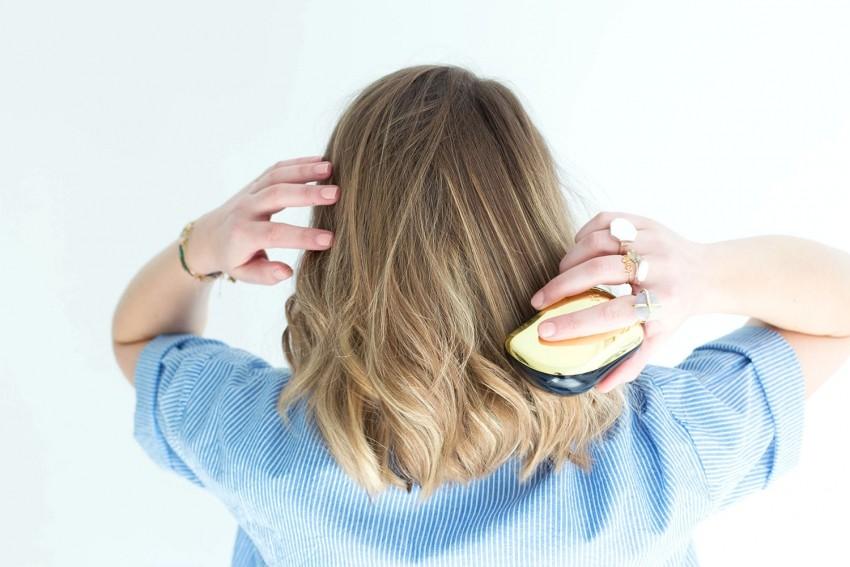 tuto coiffure cheveux bouclés 11