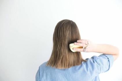 tuto coiffure carré wavy cheveux bouclés 1