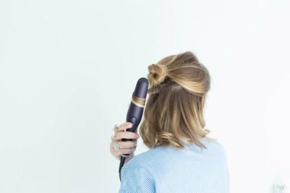 tuto coiffure cheveux bouclés 6