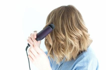 tuto coiffure cheveux bouclés 8