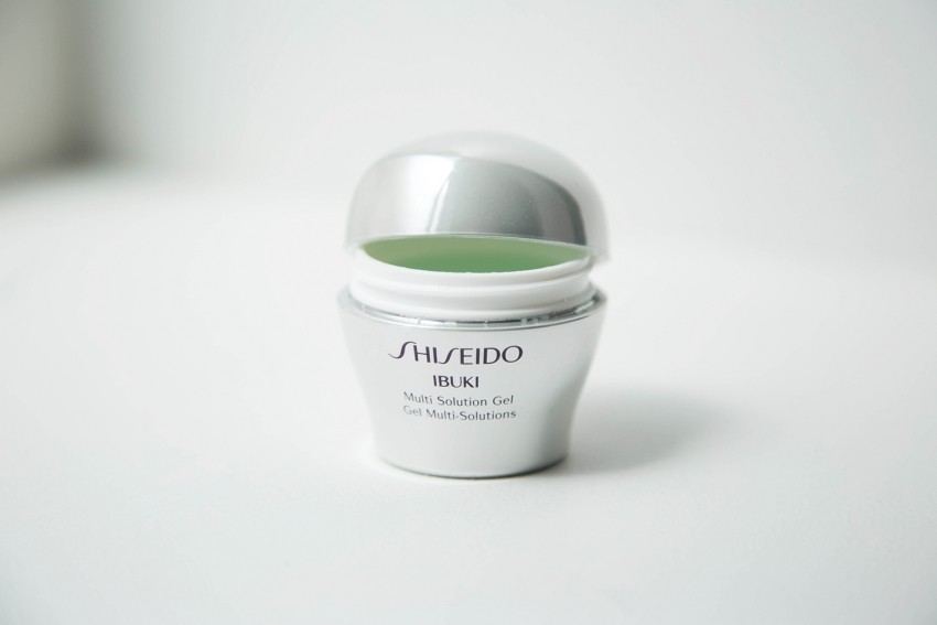 pot gel ibuki shiseido