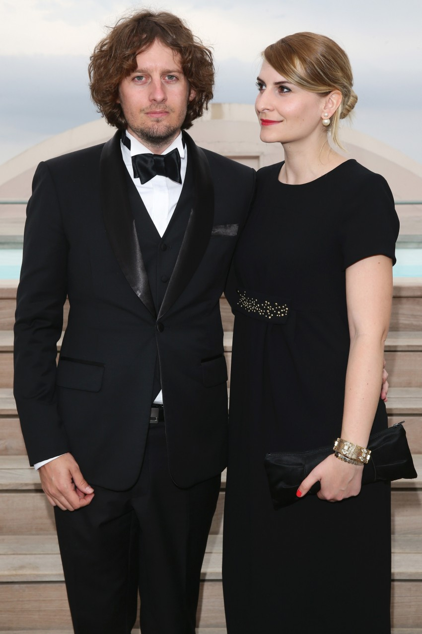 maxime jacquard zoé bassetto couple cannes 2015