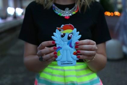coque iphone my little pony