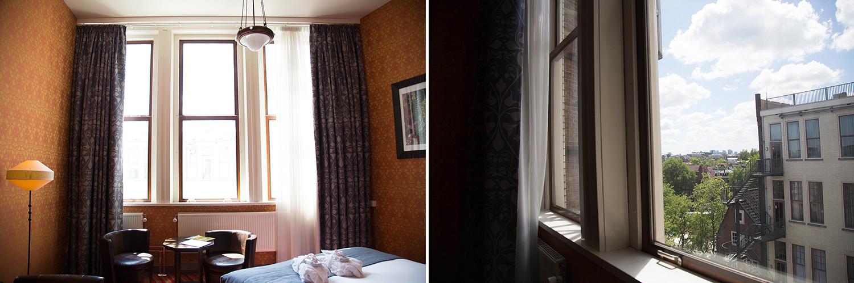 week-end à amsterdam grand amrath hotel