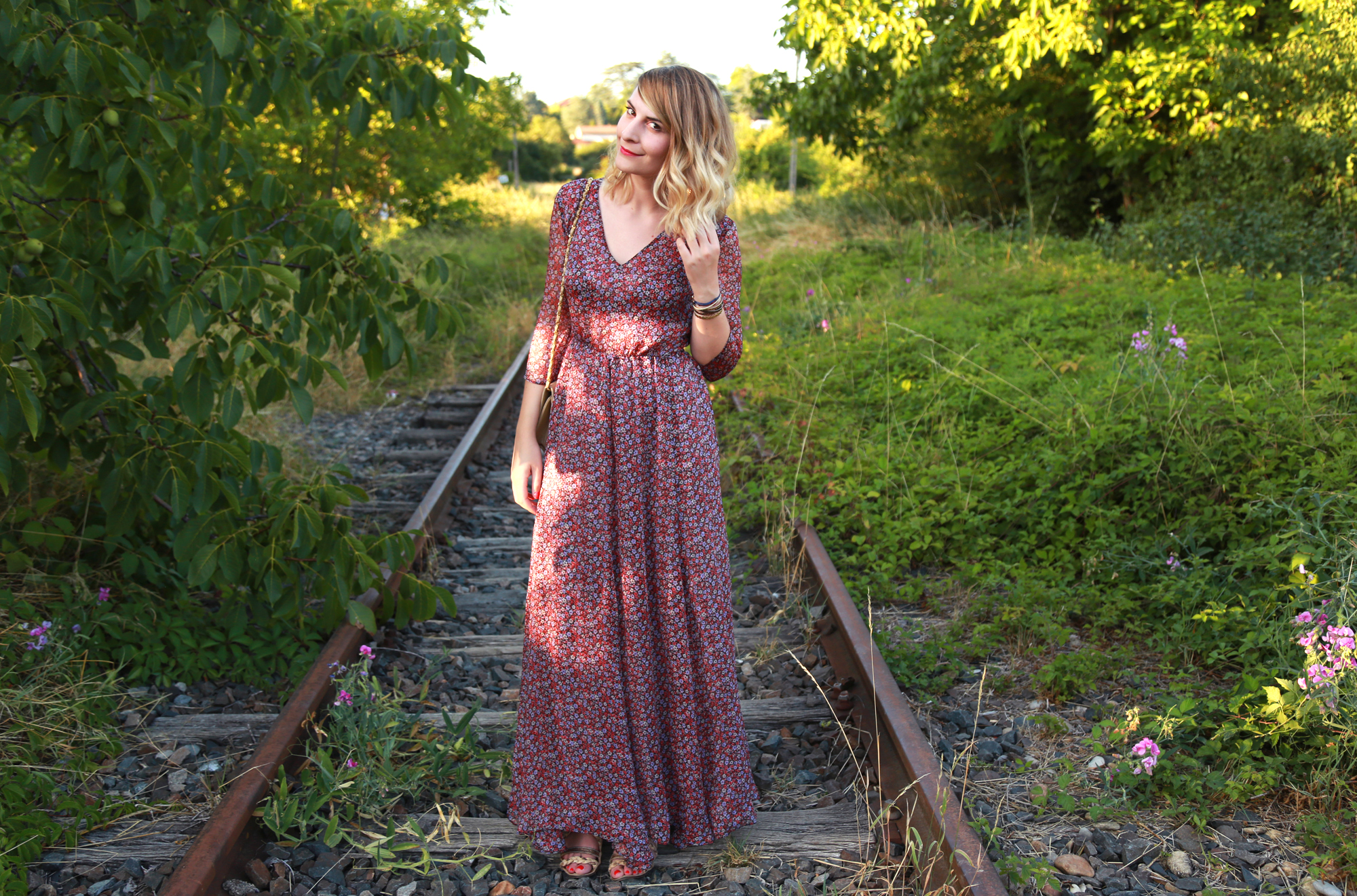 Fabulous Sézane à la campagne - Zoé Macaron - blog mode - beauté NR15